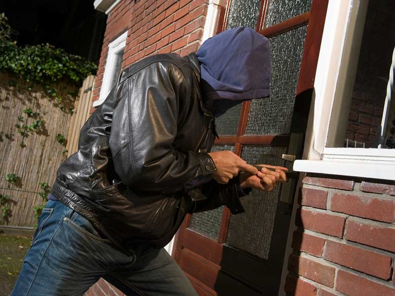 Burglar Protection
