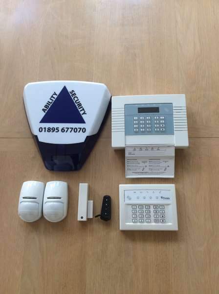 Home Security Alarm Kit