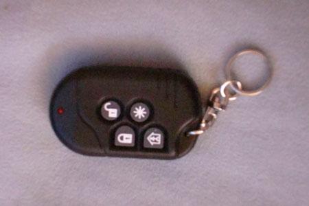 Visonic Wireless Key Fob