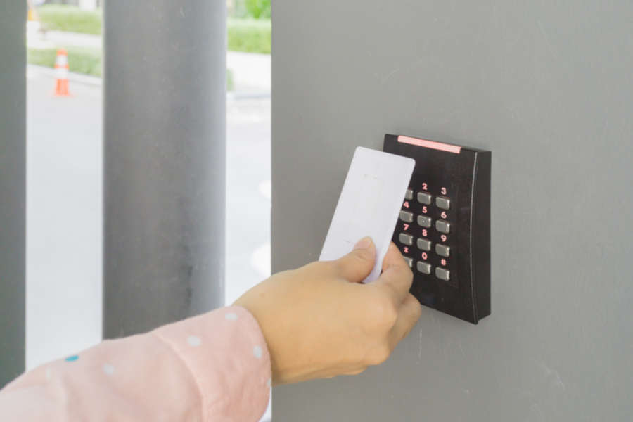 Wireless Access Control Systems